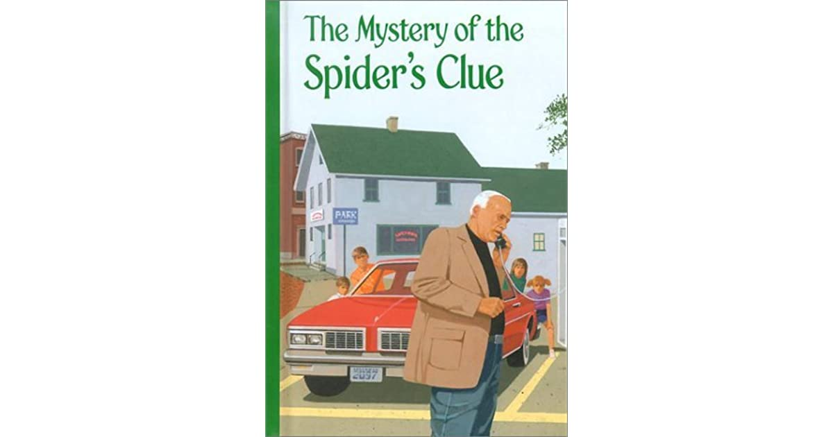 The Mystery Of The Spiders Clue By Gertrude Chandler Warner