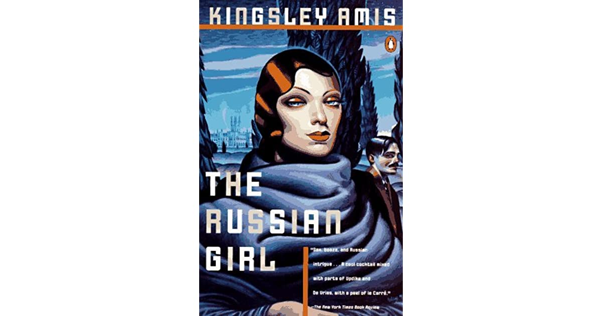 The Russian Girl Paperback Kingsley