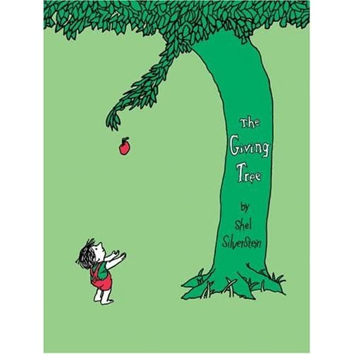 Image result for THE GIVING TREE GOODREADS