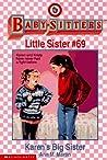 Karen's Big Sister (Baby-Sitters Little Sister, #69)