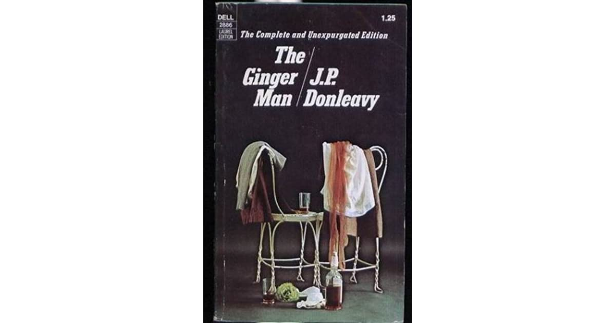The Ginger Man By J P Donleavy border=