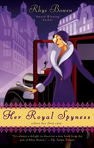Her Royal Spyness