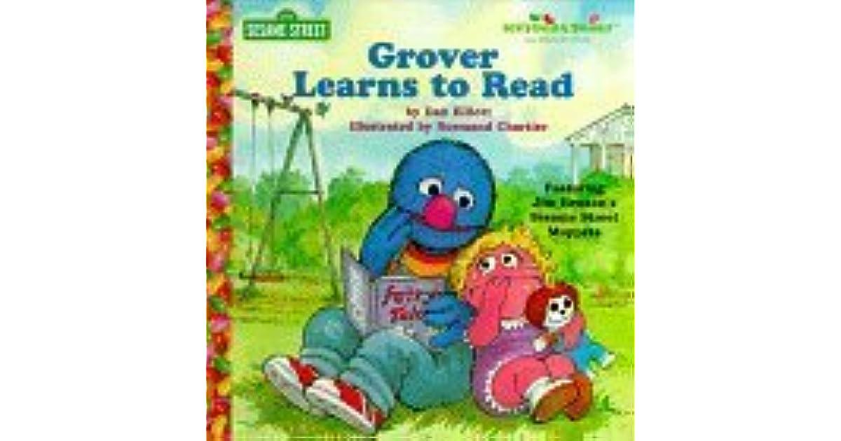 Grover Learns to Read by Dan Elliott