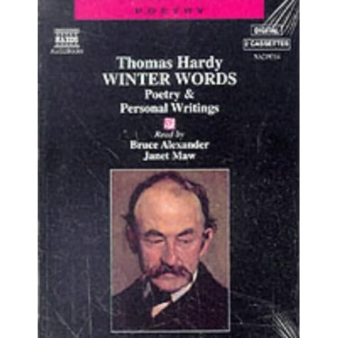 essay voice thomas hardy