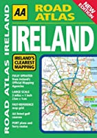 AA Road Atlas: Ireland