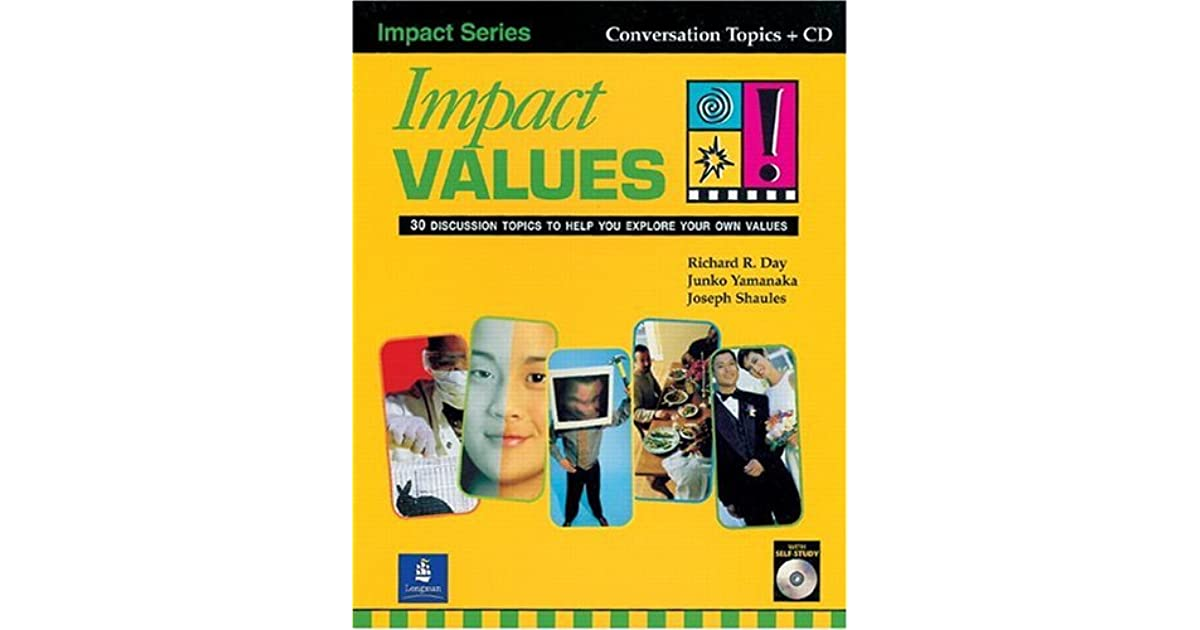 Impact Values Book