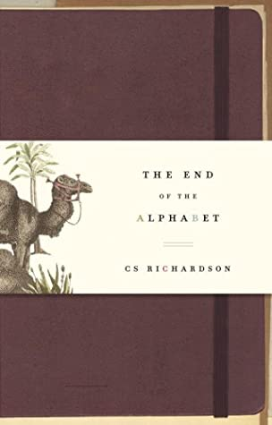 Image result for the end of the alphabet by cs richardson