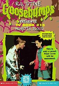 Monster Blood (Goosebumps Presents TV Book, #15)