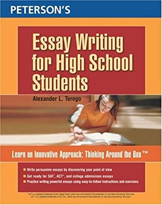 High School Senior Essay  The Importance Of Learning English Essay also How To Write An Application Essay For High School Petersons Essay Writing For High School Students By  Essay Writing Business