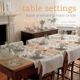 Table Settings by Emily Chalmers