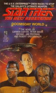 Doomsday World by Carmen Carter