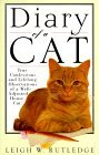 Diary of a Cat: True Confessions and Lifelong Observations of a Well-Adjusted House Cat