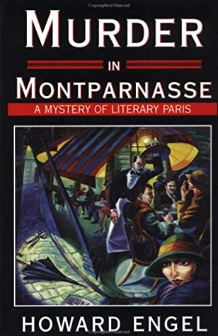 Murder in Montparnasse (Mike Ward, #1)