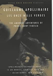 Les Onze Mille Verges : The Amorous Adventures of Prince Mony Vibescu