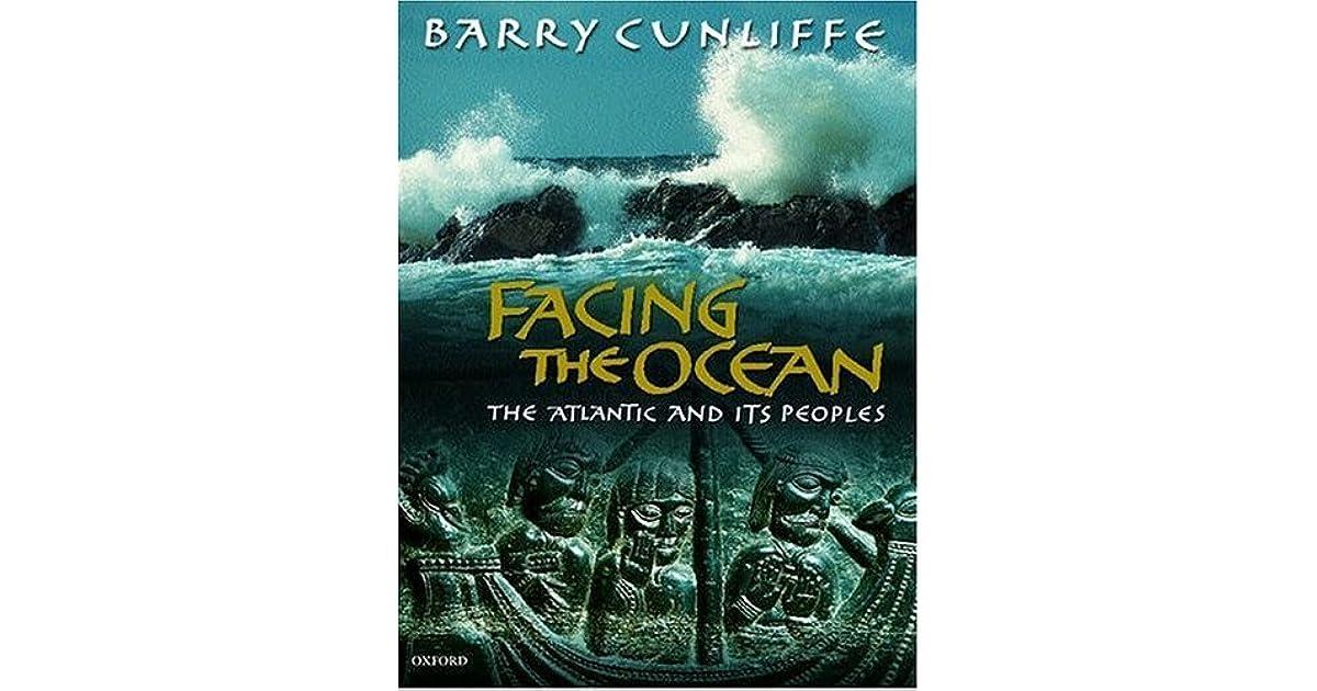 barry cunliffe facing the ocean