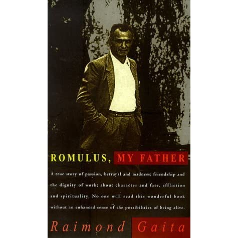romulus my father by raimond gaita