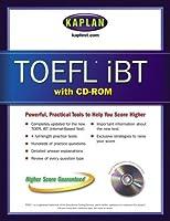 TOEFL iBT with CD-ROM (Kaplan Toefl Cbt)