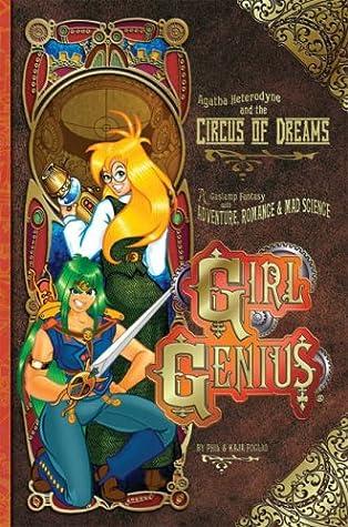 Agatha Heterodyne and the Circus of Dreams
