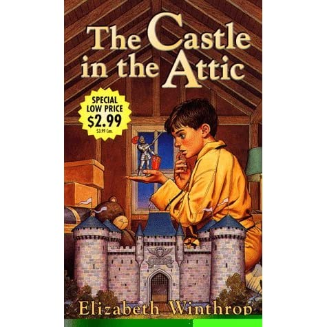 Castle In The Attic Book