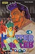 Hunter X Hunter, tome 16