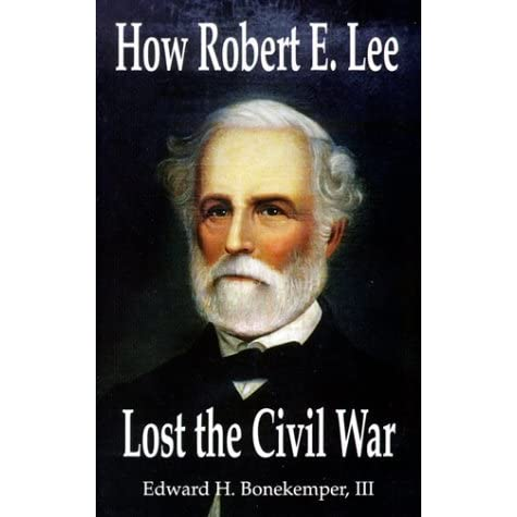 robert e lee after the war essay Why was the confederacy defeated alan farmer explains why the north won the american civil war general robert e lee.