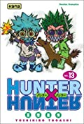 Hunter X Hunter, tome 13