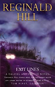 Exit Lines (Dalziel & Pascoe, #8)