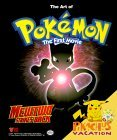 The Art of Pokemon, the Movie: Mewtwo Strikes Back!