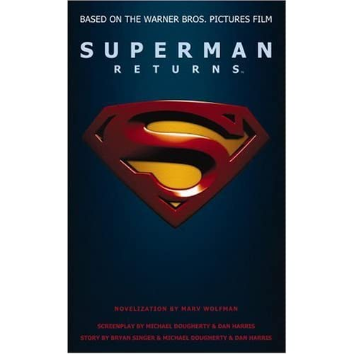 superman returns author - photo #20