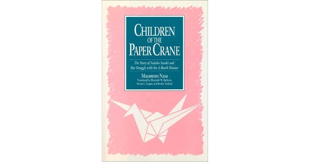 Sadako and the Thousand Cranes – Pacific Rim Magazine | 630x1200