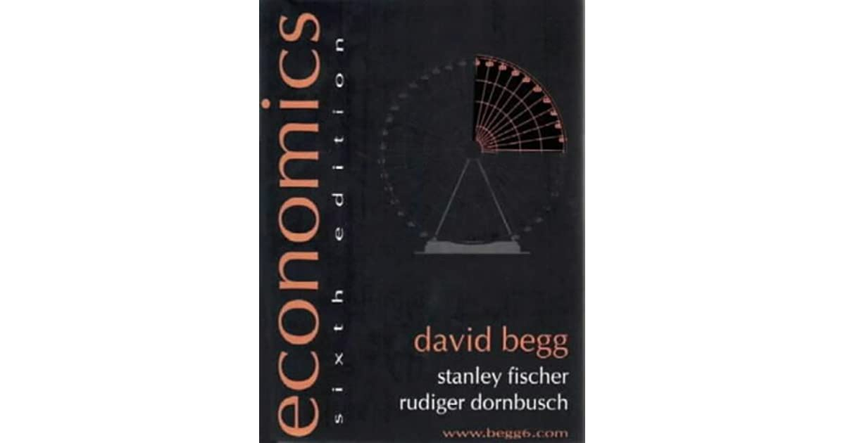 Economics David Begg Pdf