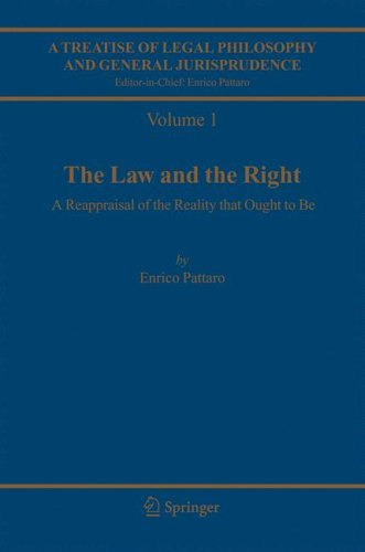 A Treatise of Legal Philosophy and General Jurisprudence Michael Gagarin, Paul Woodruff (auth