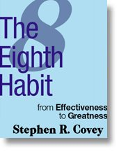 The 8th Habit: From Effectiveness To Greatness (Audiofy Digital Audiobook Chips)