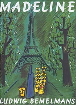Madeline by Ludwig Bemelmans cover art
