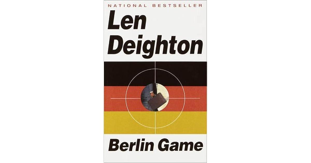 Len Design Berlin berlin bernard samson 1 by len deighton
