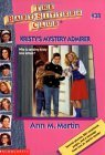 Kristy's Mystery Admirer (The Baby-Sitters Club, #38)