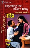 Expecting the Boss's Baby (Million Dollar Men #1)