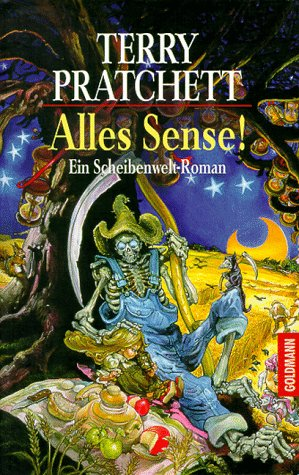 Alles Sense by Terry Pratchett