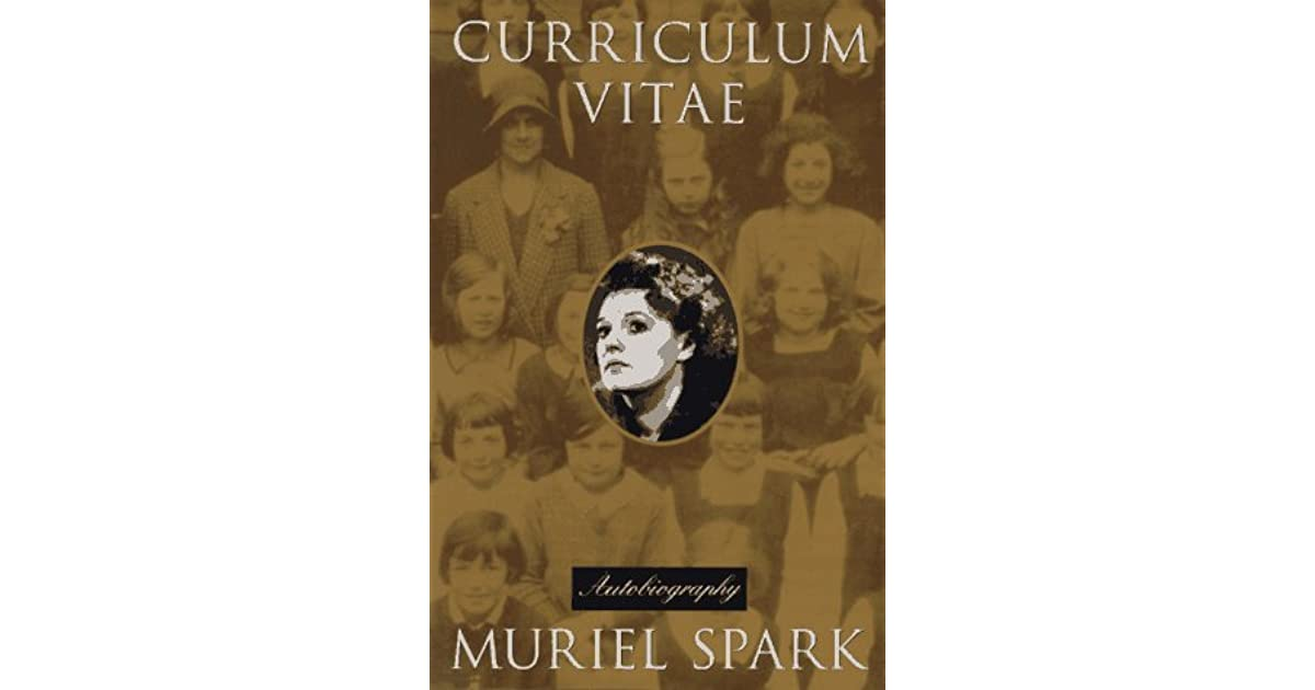 muriel spark curriculum vitae review