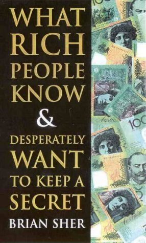 Book cover what rich people know and