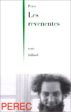 Les Revenentes by Georges Perec