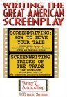 Writing the Great American Screenplay