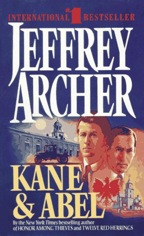 Kane & Abel by Jeffrey Archer