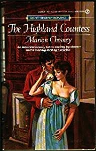 The Highland Countess (Cotillion Regency Romance, #10) (Regency Royal, #7)