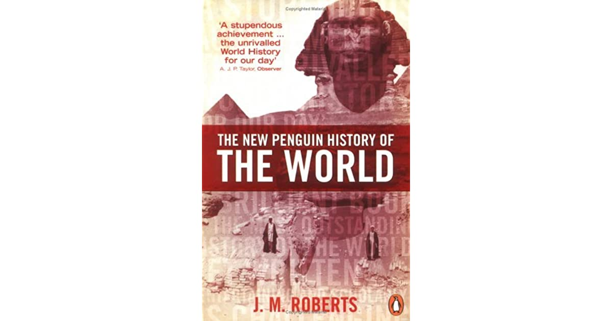 History Of The World Jm Roberts Pdf