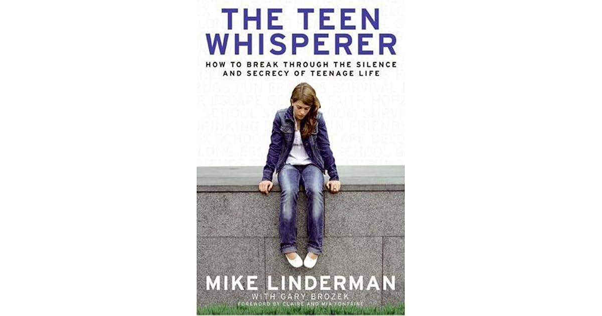 Den Teen Whisperer Hvordan at bryde igennem stilheden og-6232