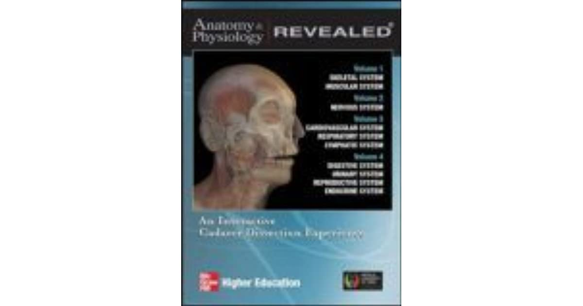 Anatomy & Physiology Revealed by McGraw-Hill Education