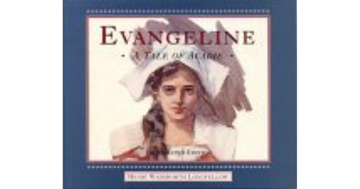 who wrote the poem evangeline