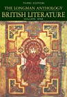 The Longman Anthology of British Literature 3 Volume Set