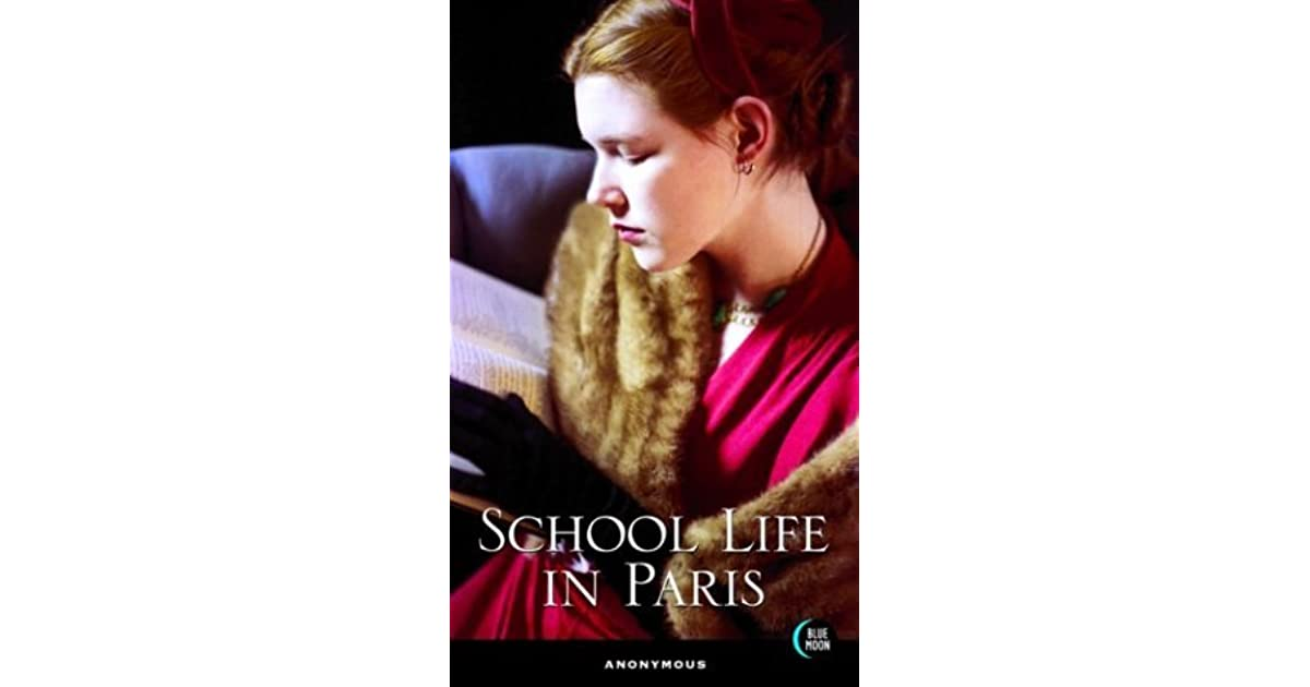 School Life In Paris By Anonymous